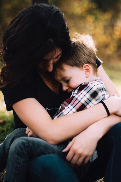Terapie přijetí maminkou